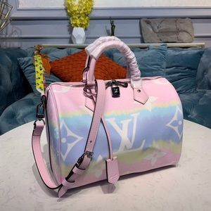Louis Vuitton escale speedy pink